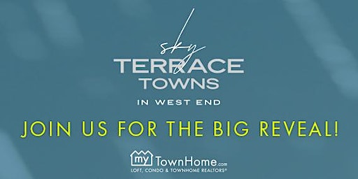 Sky Terrace Roof Terrace Towns Pre Sale Big Reveal