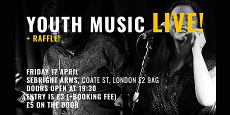 Youth Music LIVE! tickets