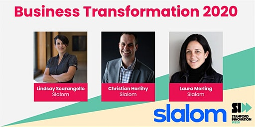Examining Cloud-enabled Transformation Strategies with Slalom