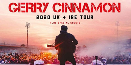 Gerry Cinnamon at Cardiff Castle tickets