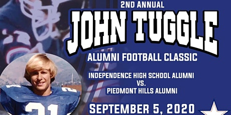 2nd Annual John Tuggle Alumni Football Classic tickets