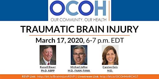 Our Community, Our Health: Traumatic Brain Injury