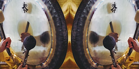 Gong Bath Relaxation & Meditation tickets