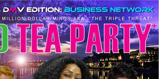Business Networking & CBD Tea Party