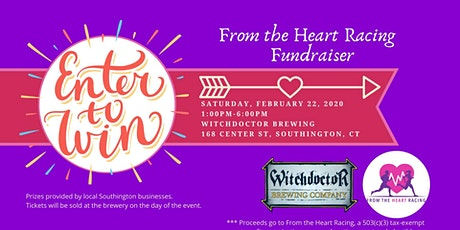 From the Heart Racing Fundraiser at Witchdoctor Brewing tickets