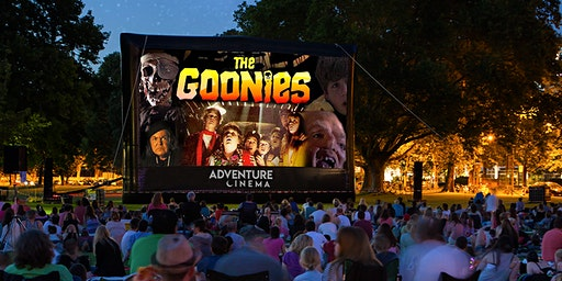 The Goonies Outdoor Cinema Experience at Newstead Abbey