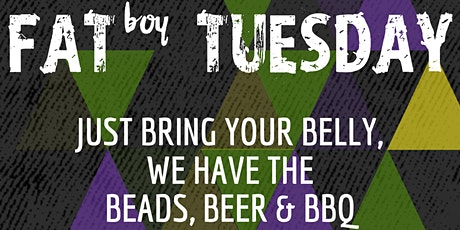 Mardi Gras: Fat Tuesday and Lonerider Pint Night with Live Music tickets