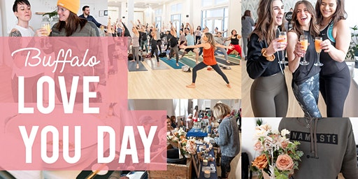 Love You Day Buffalo Presented by Hikyoga