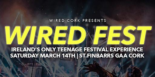 Wired Cork Presents: Wired Fest (Teenage Disco) St.Patricks Weekend