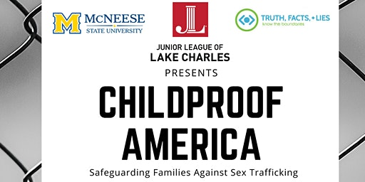 CHILDPROOF AMERICA- Safeguarding Families Against Sex Trafficking