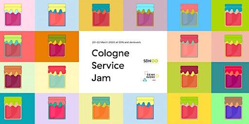 Cologne Service Jam