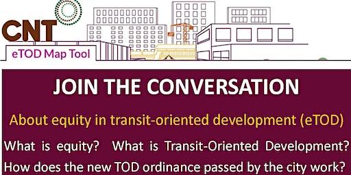 Equitable Transit-Oriented Development