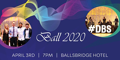 DBS Ball 2020 tickets