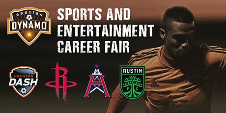 Houston Sports & Entertainment Career Fair tickets