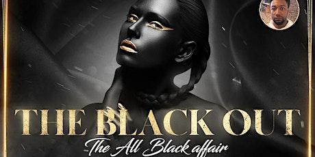The Blackout All black Affair tickets