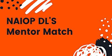 NAIOP DL Mentor Match tickets