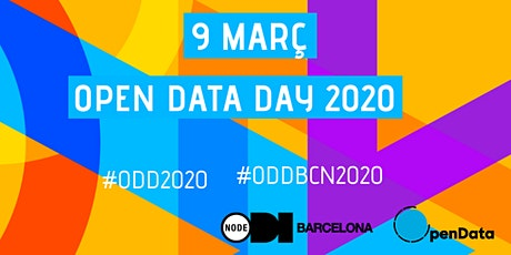 Open Data Day BCN 2020 entradas