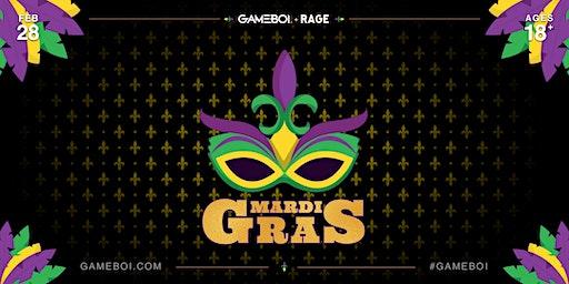 GAMEBOI® LA's Mardi Gras [02.28]