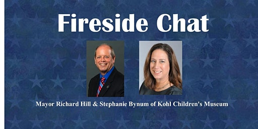 Fireside Chat: Mayor Hill & Stephanie Bynum