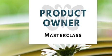 MC-PO: Product Owner Masterclass by butterflying.de Akademie Tickets
