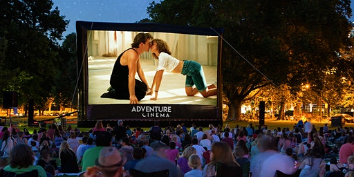 Dirty Dancing Outdoor Cinema Experience at Newstead Abbey