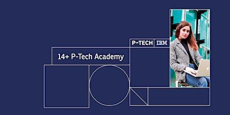 14+ Apprenticeship Academy PTECH Open Event. tickets