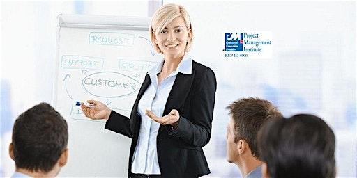 PMP (Project Management) Certification Training in Edmonton