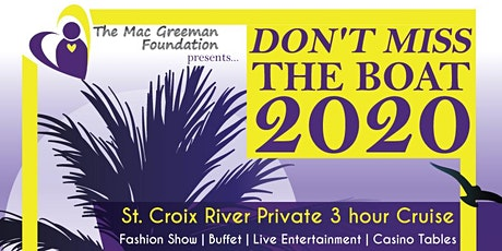Don't Miss The Boat 2020! tickets