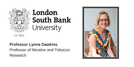 LSBU Inaugural Lecture - Professor Lynne Dawkins tickets