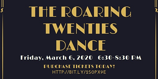 Someone Special Roaring 20's Dance