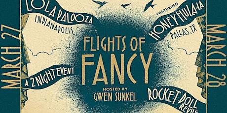 Flights of Fancy tickets