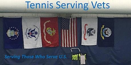 Tennis Serving Vets tickets