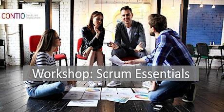 """Workshop Preview """"Scrum Essentials"""" Tickets"""