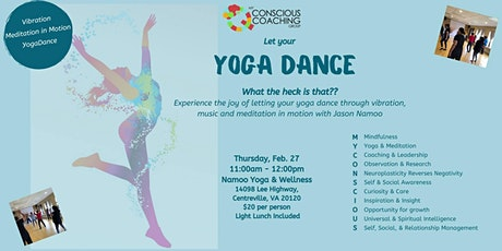 Let Your Yoga Dance tickets