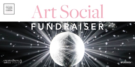 Art Social Fundraiser tickets