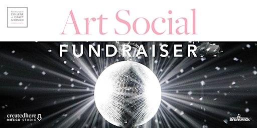 Art Social Fundraiser