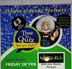 Quiz night For My London Marathon Fundraising Target For Whizz-Kidz  tickets