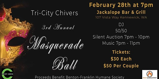 3rd Annual Masquerade Ball