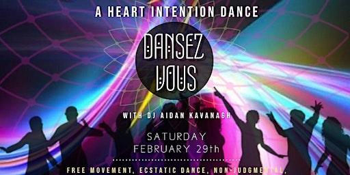 Dansez Vous-A Heart Intention Dance