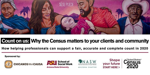 Count on us: Why the Census matters to your clients and community