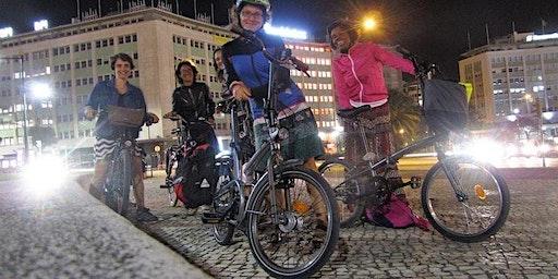 Sexta da Bicicultura   A bicicleta no feminino: encontro de utilizadoras de bicicleta