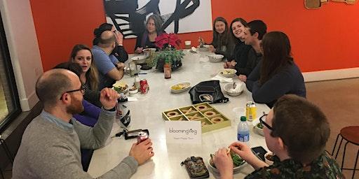 Vegan Happy Hour at Function Brewing | BloomingVeg