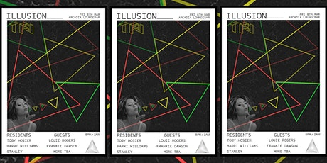 Illusion 023 - Tri tickets