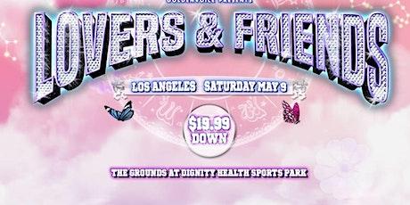 Lovers & Friends tickets