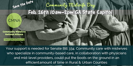 Community Midwife Day tickets