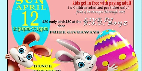 Easter Kiddy Disco tickets