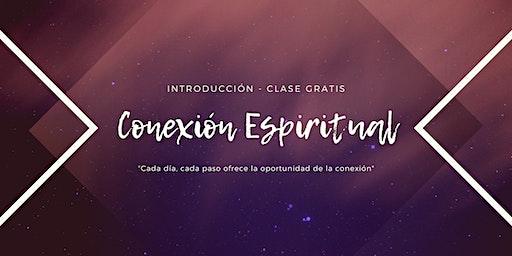 Clase gratis - Conexión Espiritual