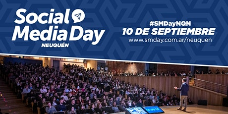 Social Media Day Neuquén 2020 entradas