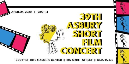 39th Annual Asbury Short Film Concert