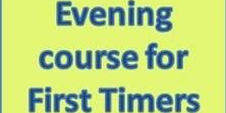 FULL ZOOM ONLINE COURSE BWH Antenatal 1st Time Parents - Evening  tickets
